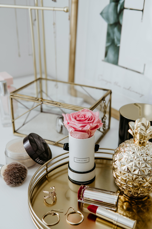 Glamour Miniabo Fleurs De Paris Rose Fur Nur 4 90 Grace Flowers Glamour Blumen Rosen