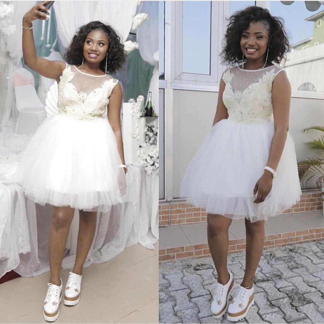 Bn Weddings On Instagram A Bride In Sneakers So Cute Prettyberbieu Planner 3003ev Shower Dress For Bride Bridal Shower Dress White Bridal Shower Dress [ 1080 x 1080 Pixel ]