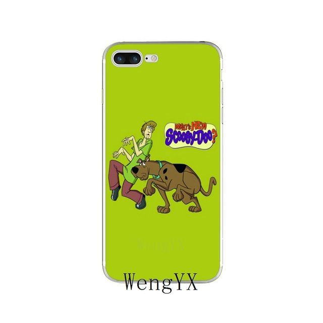 Cartoon Movie Scooby Doo iPhone Case iPhone Cases For