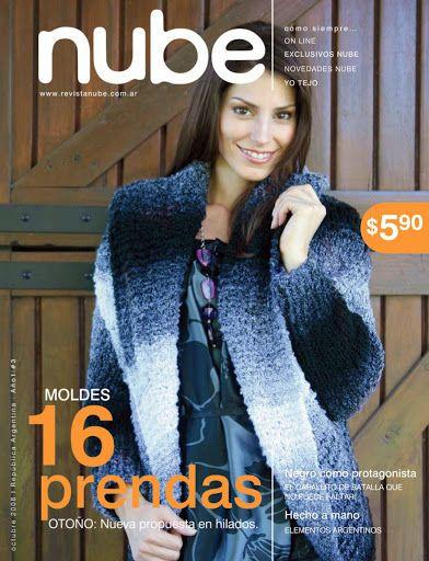 Nube Nº 004 - Melina Tejidos - Picasa Webalbumok