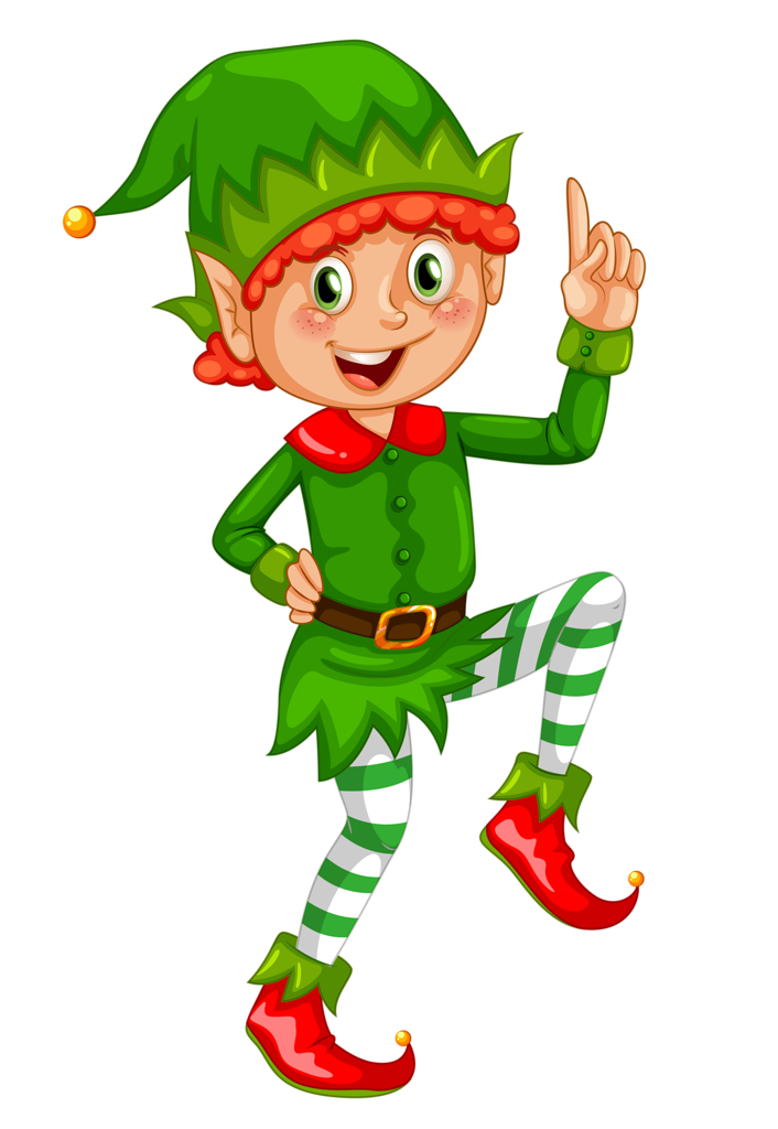 Elf PNG Image Christmas elf, Christmas cartoons