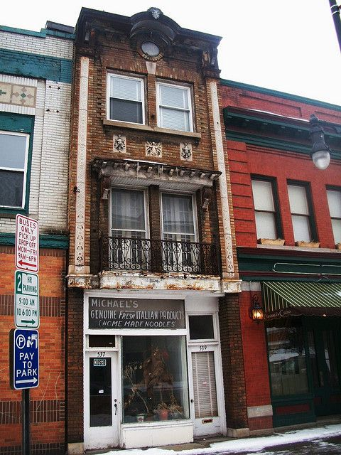 Cool Old Building On Salina Street Syracuse Syracuse Salina Syracuse New York