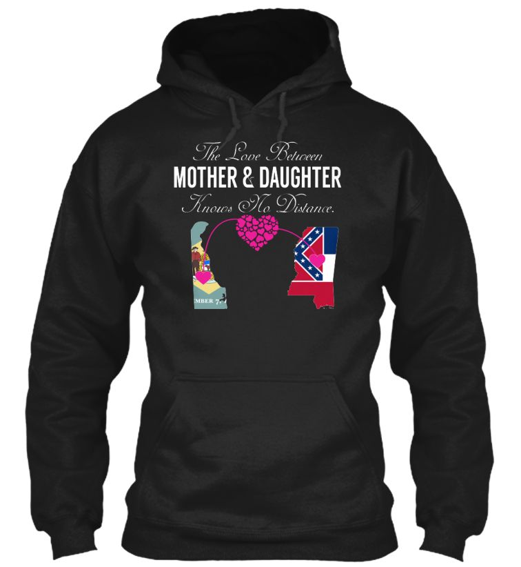 Mother Daughter - Delaware Mississippi #Delaware-Mississippi