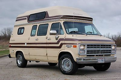 1985 chevrolet g20 van for sale in hilliard ohio united. Black Bedroom Furniture Sets. Home Design Ideas