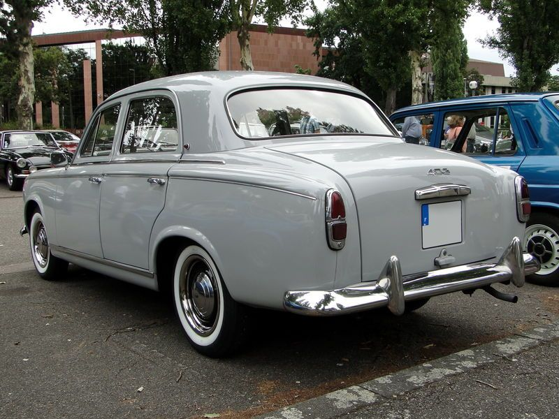Peugeot 403 custom buscar con google peugeot 403 for Garage peugeot asnieres
