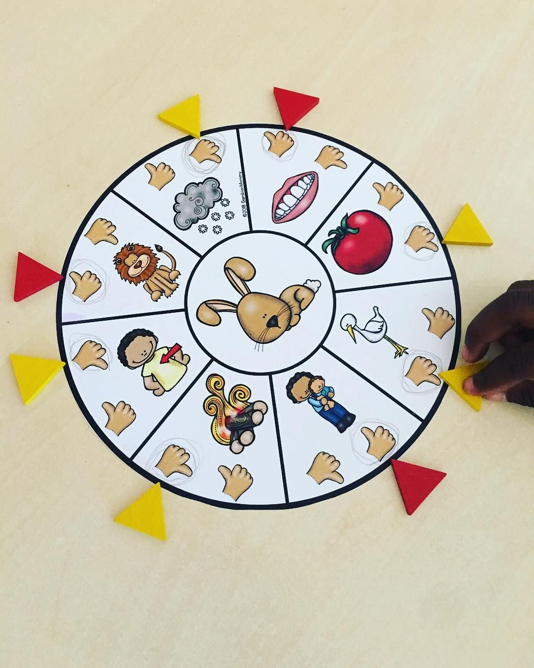 Arabic Alphabet Sound Wheels These Are So Fun And A