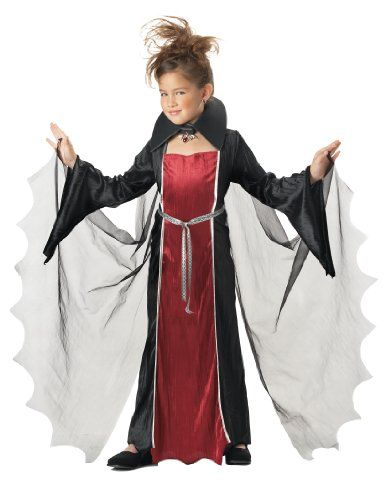 California Costumes Toys Vampire Girl Medium Plus -- More info could - halloween costumes for girls ideas
