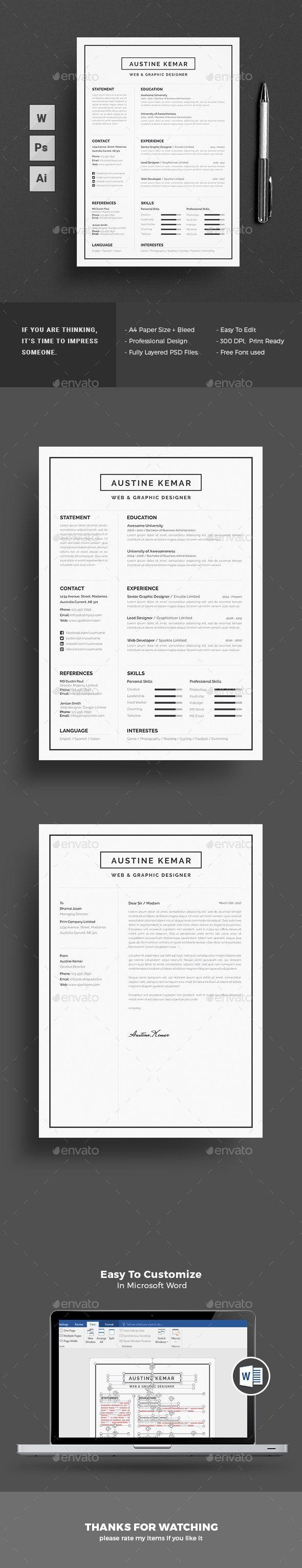 30 Resumes for Creative Fields ideas | resume design, resume tips, resume