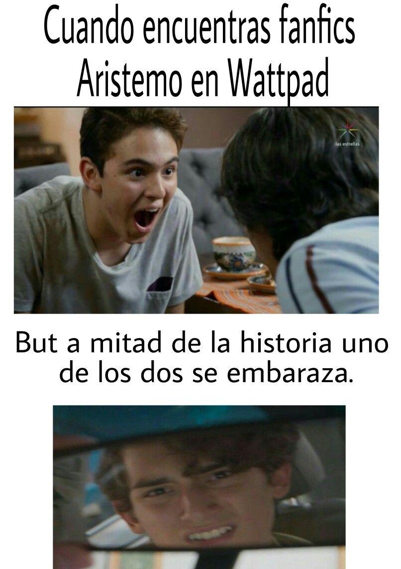 Pin by penelope :) on Aristemo | Memes, Fandoms, Wattpad