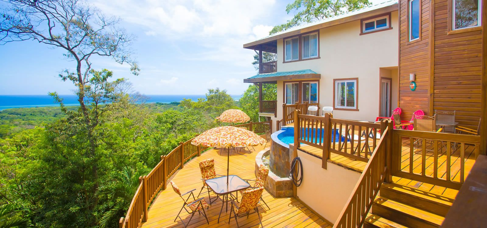 6 bedroom property for sale turtling bay roatan with