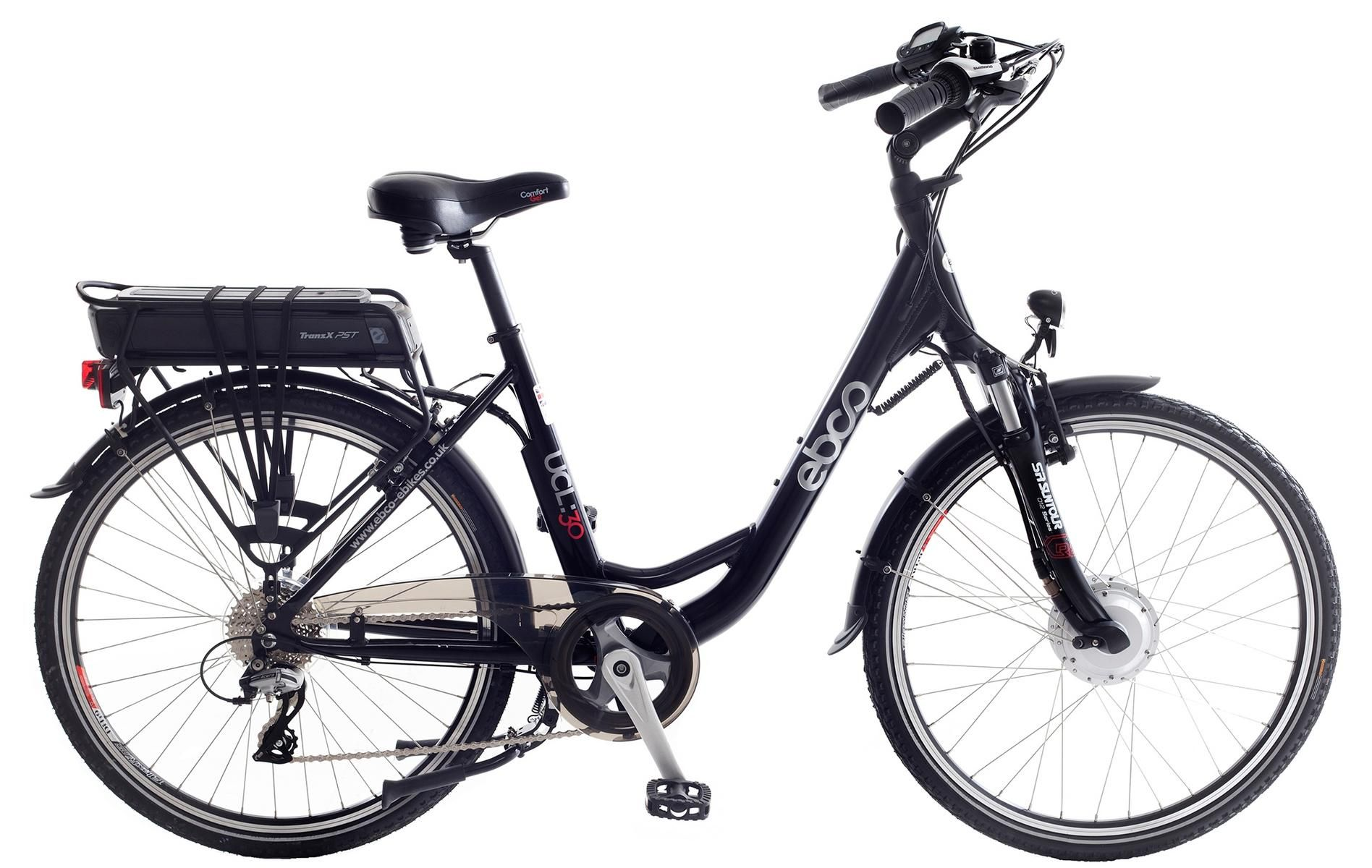 EBCO UCL30 Electric Bike (With images) Hybrid bike