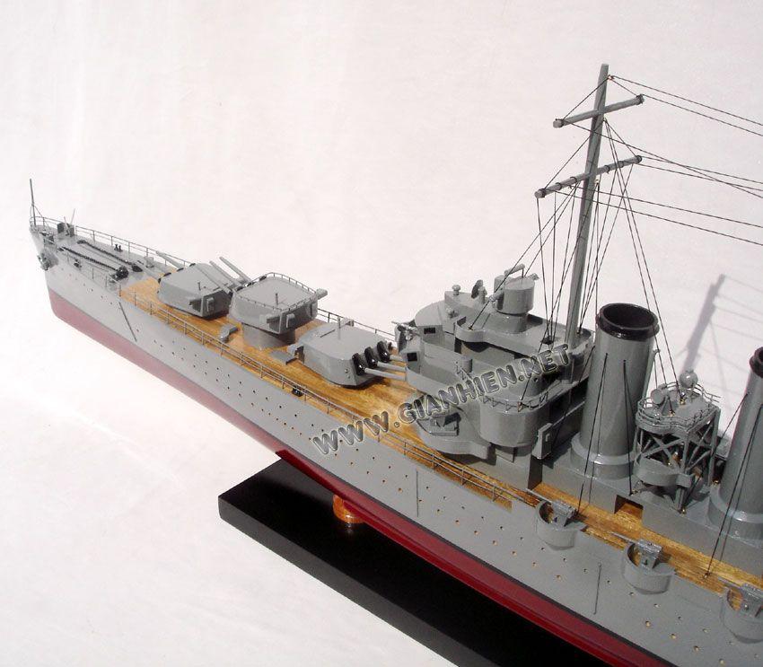 USS Phoenix (CL-46), a Brooklyn-class light cruiser, was the