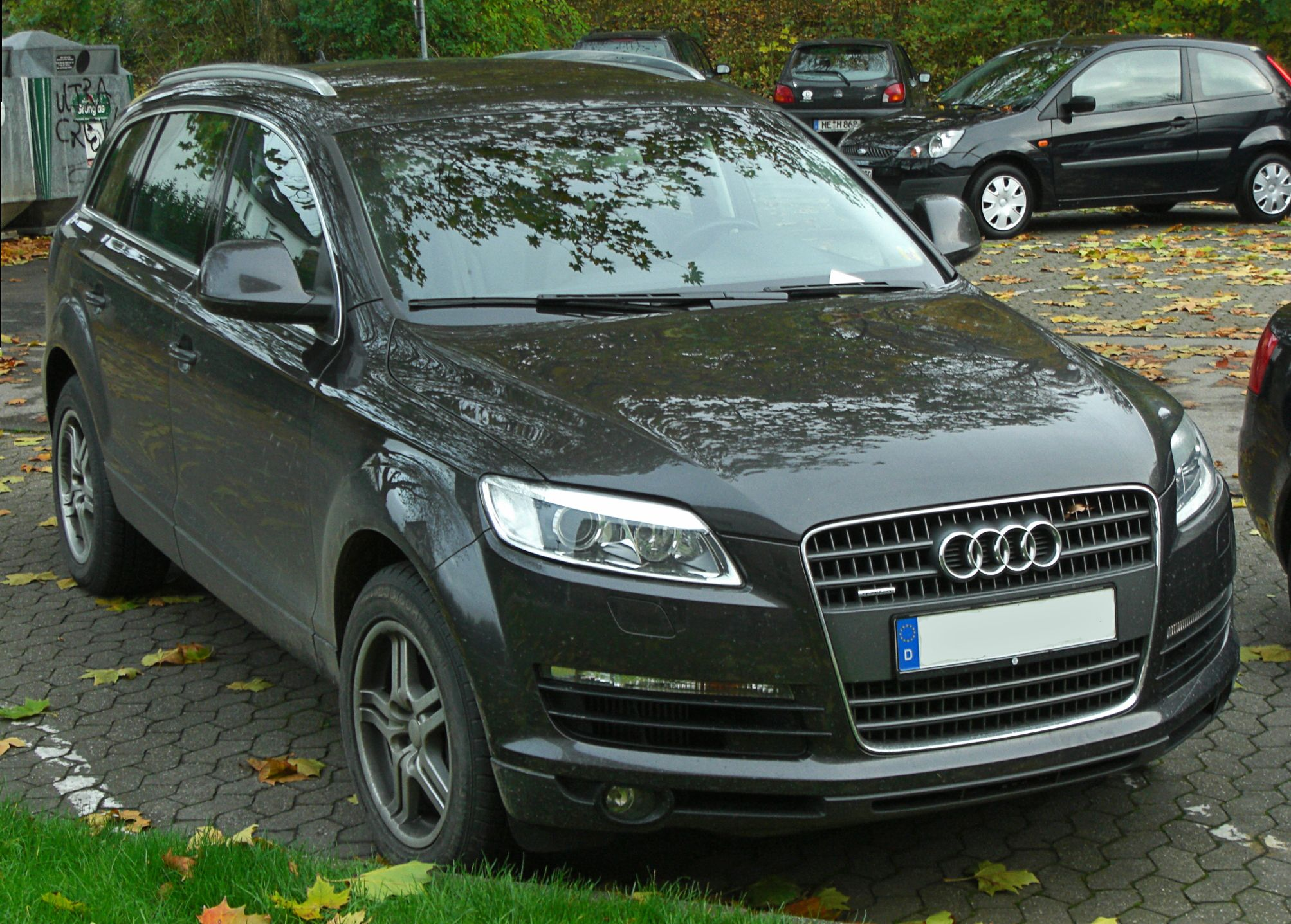 2008 Audi Q7 - 2008 Audi Q7 Prices Reviews and Pictures | U.S. News ...