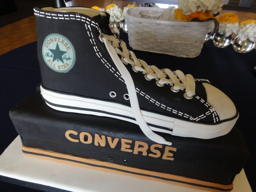 All Star Sports Themed Cake With Images Sports Themed Cakes