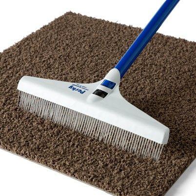 Flor Carpet Rake Love This Idea Deep Carpet Cleaning