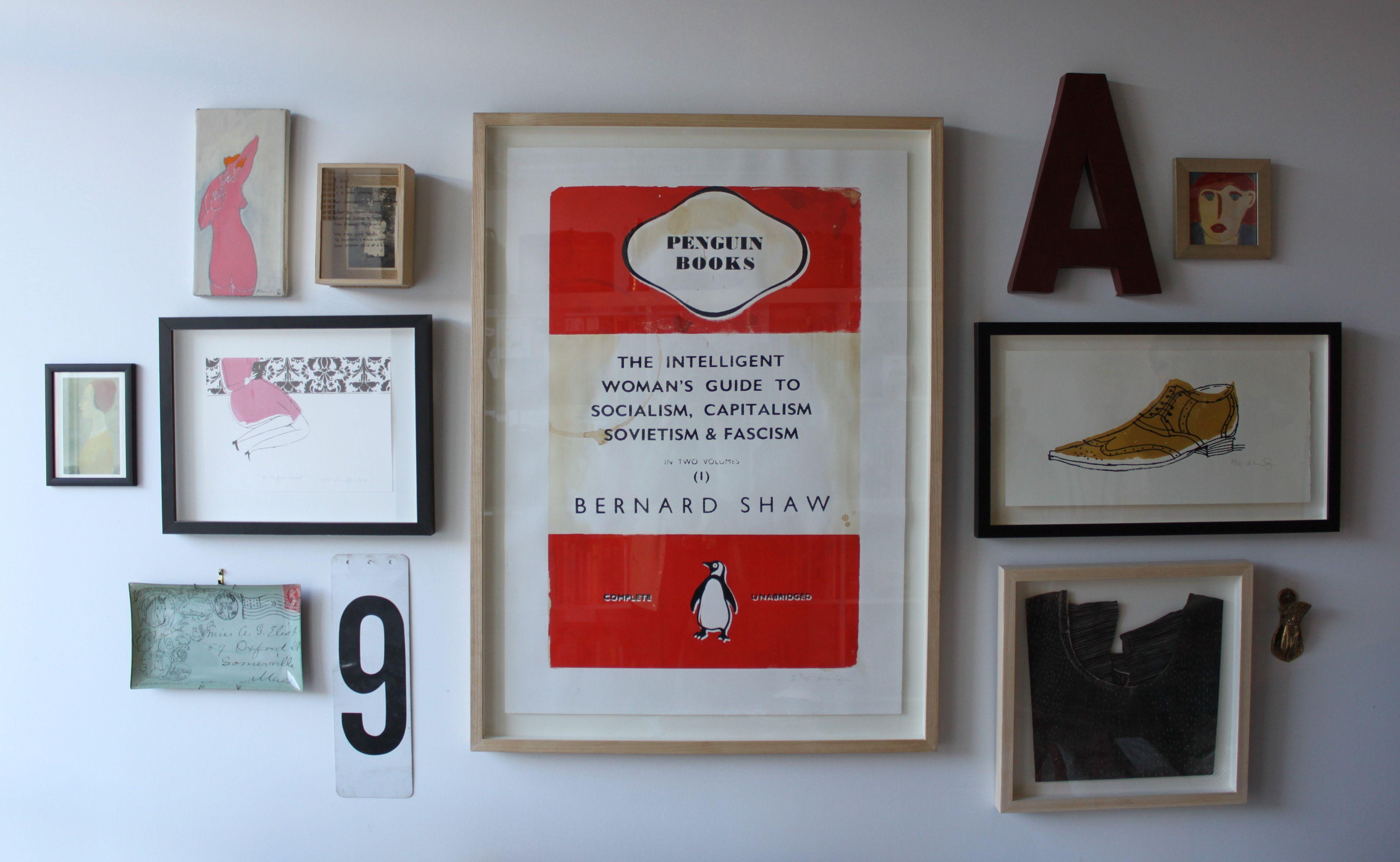 Wall Art Ideas Penguin Books Wall Art Printable Gallery Poster