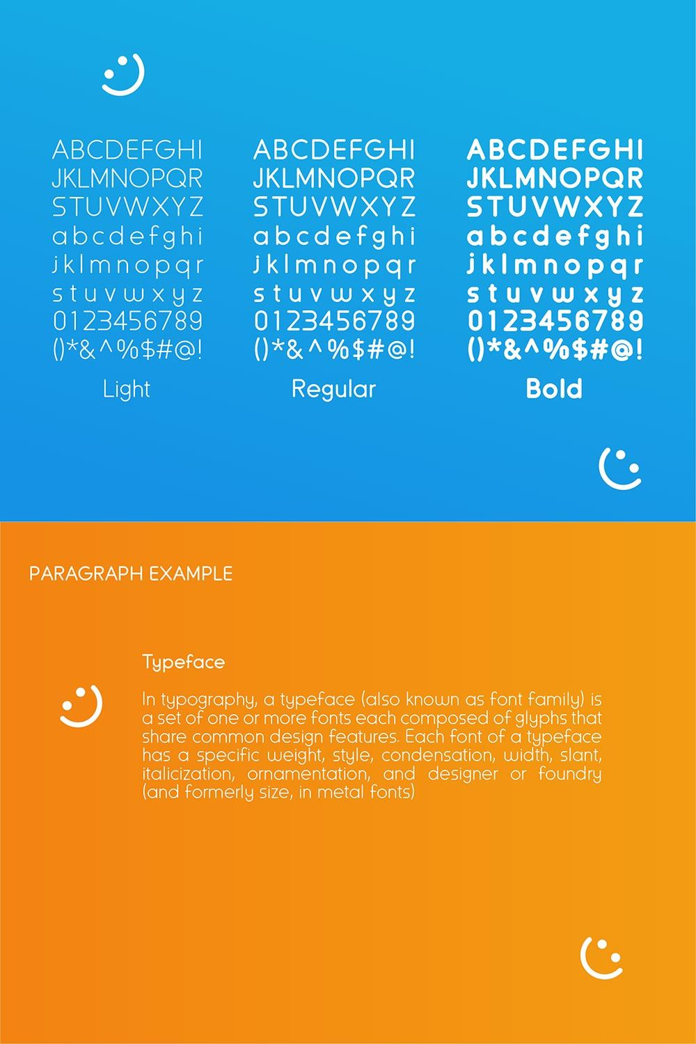 Free Smile Rounded Font | Formidable Fonts | Round font, Psd