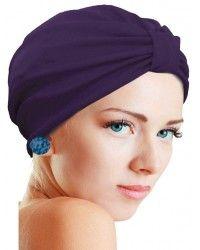 Turbante oncológico Delhi. Protege tu cabeza con los sombreros ... 7c0a5a5e39e1