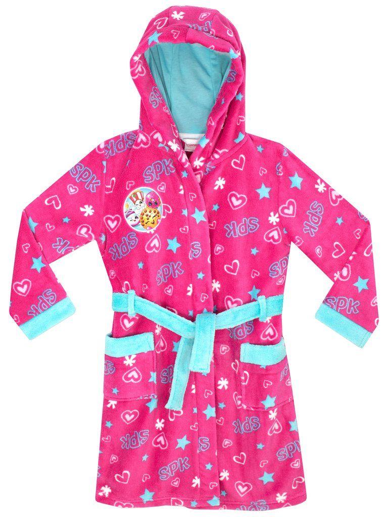 Shopkins Dressing Gown | Kids | Pinterest | Shopkins