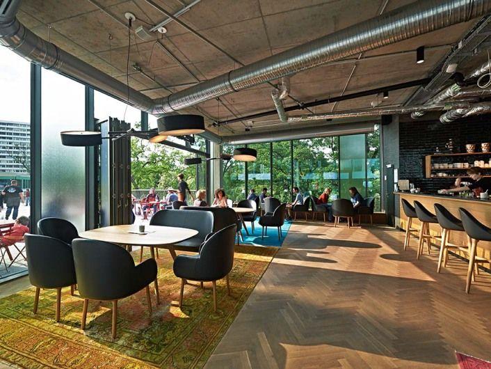 Gestalten Pavilion Store And Cafe Retail Design Berlin Hotel Cafe Design