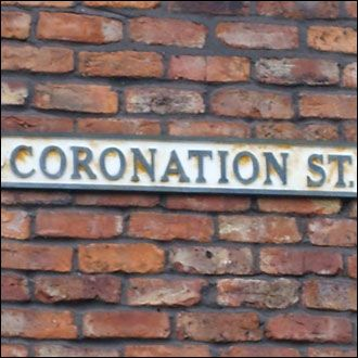 I love watching Corrie early sunday mornings with my coffee and breakfast..