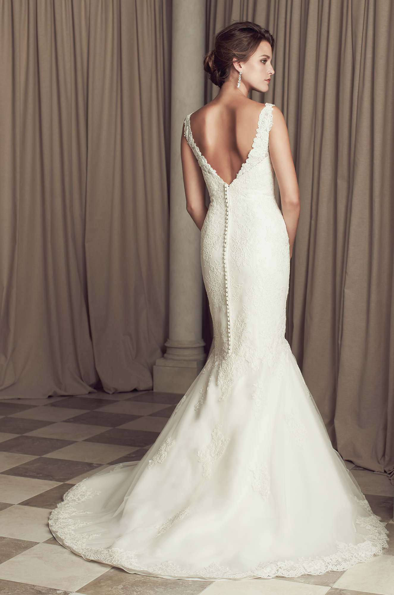 Gown spring collection paloma blanca available