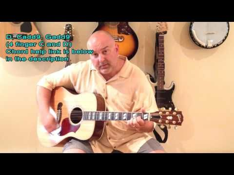 How to Play Dead or Alive Easy Version - Bon Jovi (cover) - 3 Chord ...