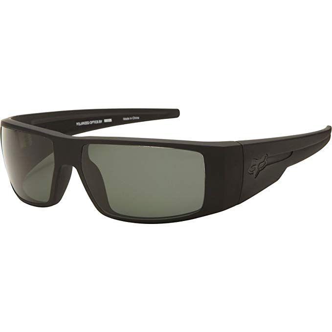 41a568cae9b Fox The Condition 06324-901-OS Polarized Rectangular Sunglasses Review