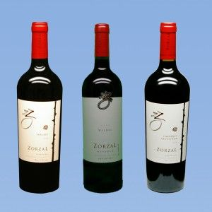 Trio Zorzal Wines- Buy Zorzal wines online-Dare2Wine