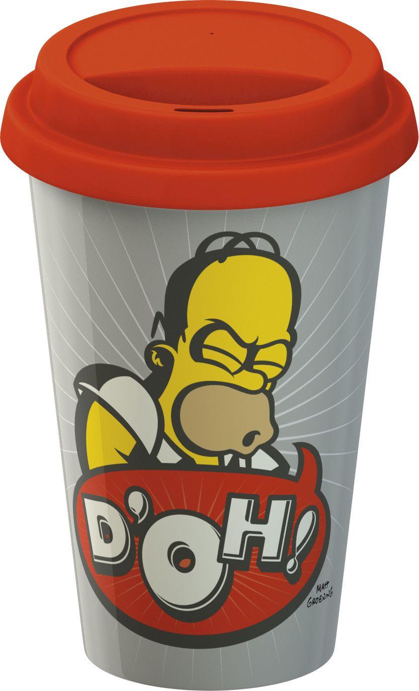 Creative Travel D'oh Simpsons Uk Stuff Tops The MugWayfair sQtdhrC
