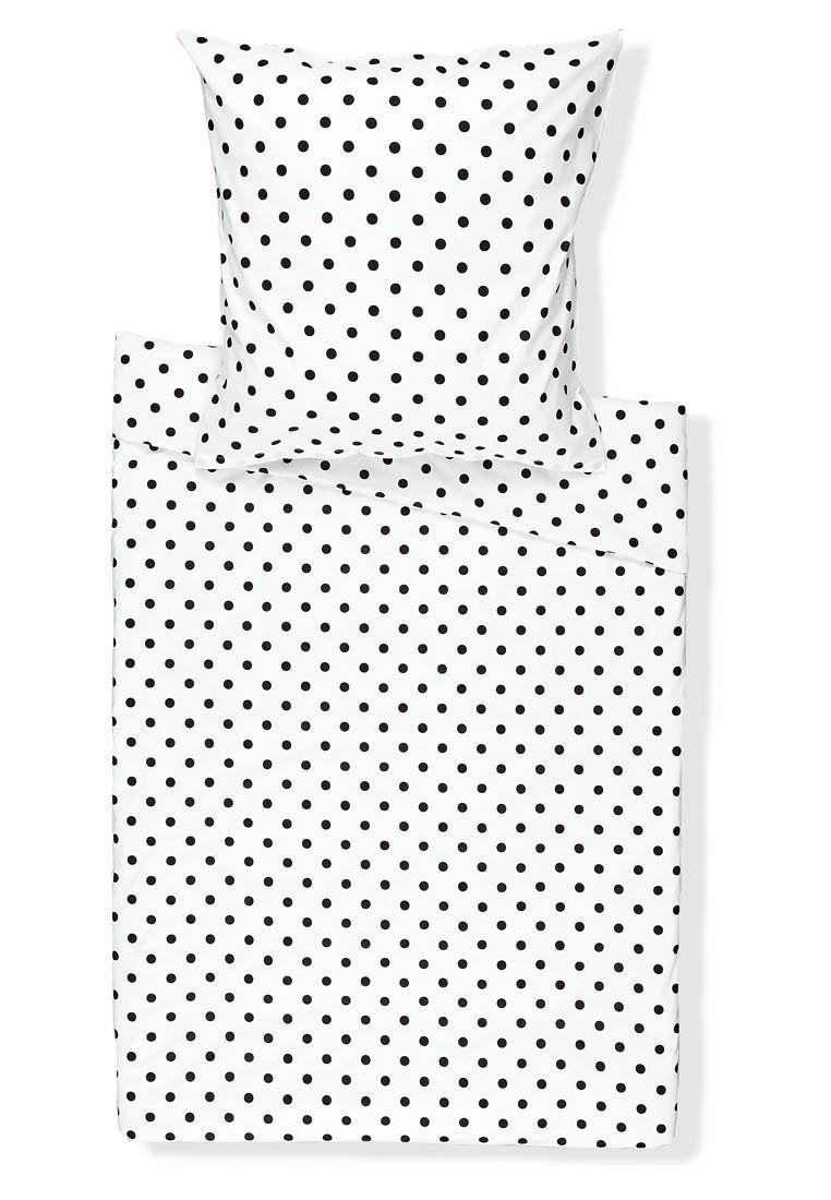 Calando Doodle Bed Linen White Med Billeder