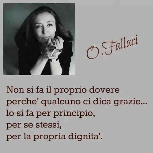 Frasi Oriana Fallaci Citazioni Citazioni Sagge Citazioni Famose