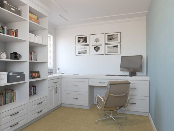 Inspirational Home Office Ideas For A
