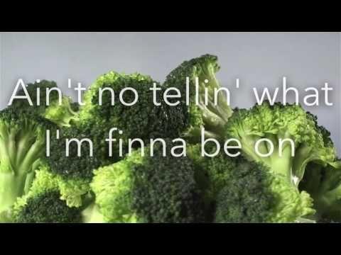 D R A M  - Broccoli (feat  Lil Yachty) Lyric Video - YouTube