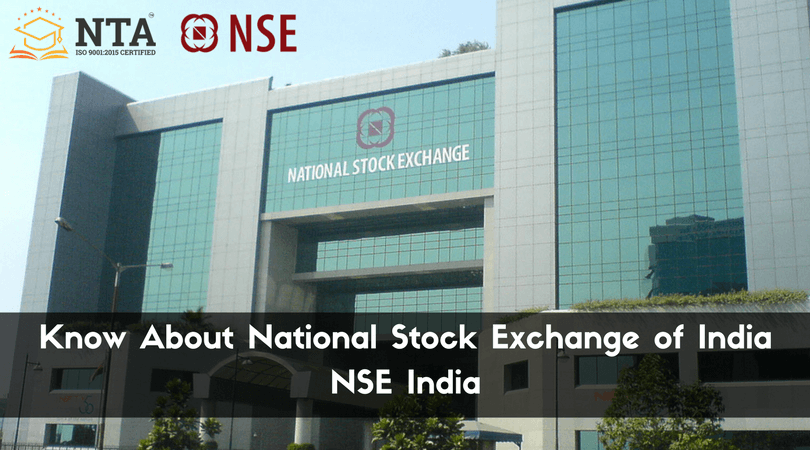 About National Stock Exchange of India Nse India in 2020