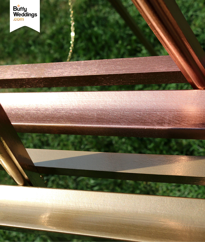 Copper Easel Solid Wood Sign Floor Stand For Lightweight Etsy Floor Easel Wood Wedding Signs Large Framed Prints