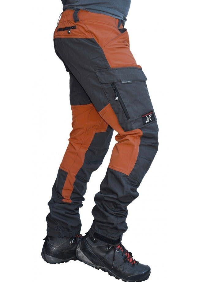 Gpx Pants Men S Rusty Orange Allround Outdoor Pants For Hiking Trekking Mountaineering Pantalones De Hombre Moda Moda Ropa Hombre Ropa De Camping
