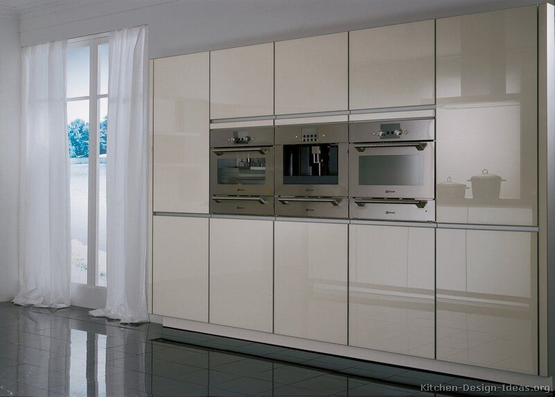 Pictures of Kitchens - Modern - Two-Tone Kitchen Cabinets ( all the ...