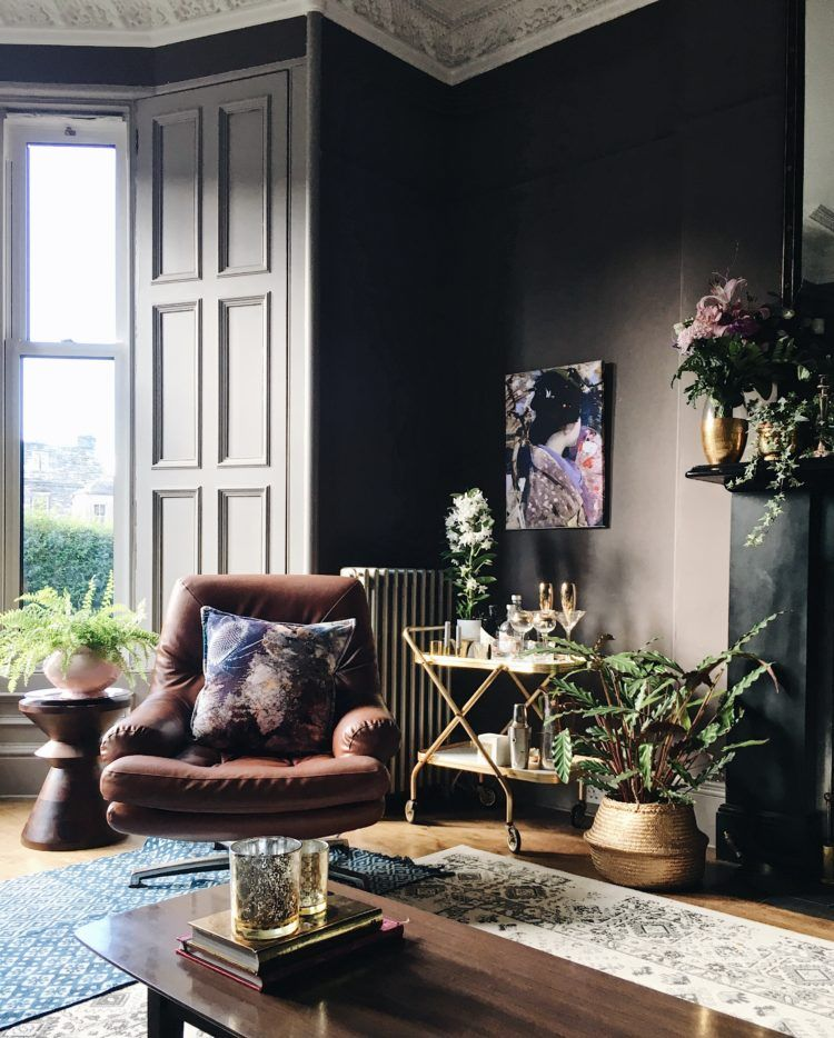 Farrow & Ball London Clay - 10 Beautiful Rooms - Mad About The House