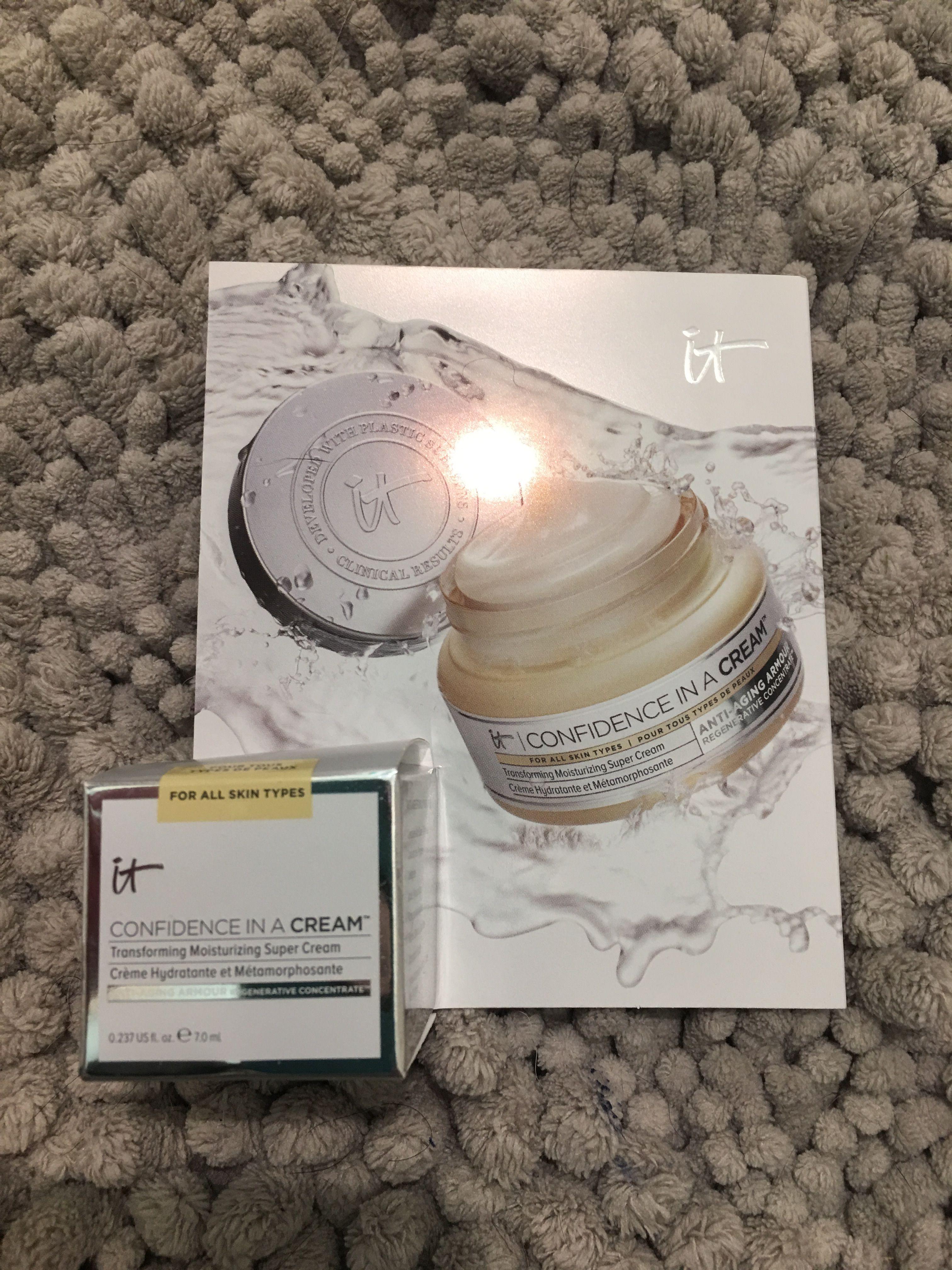 It! Cosmetics Confidence In A Cream Transforming