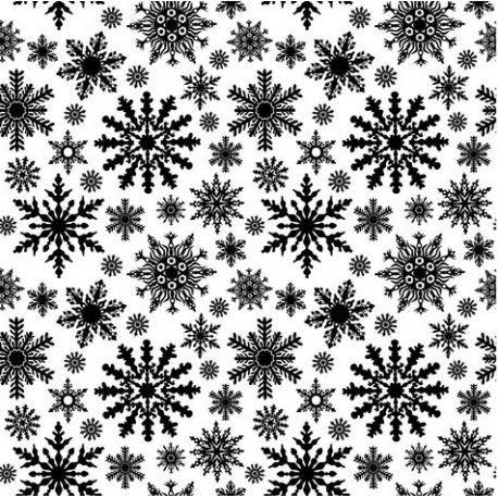 Tampon scrapberry 39 s dessin flocon de neige hiver mati re et texture pinterest noel - Flocon dessin ...