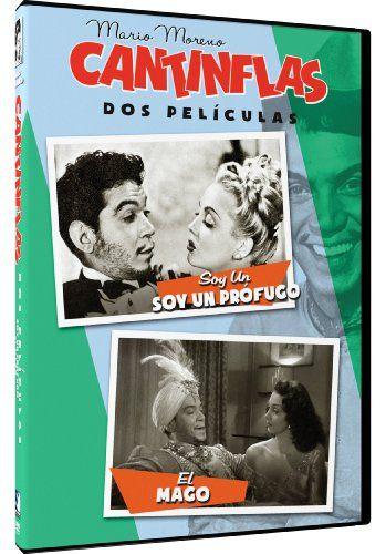 Cantinflas Double Feature: El Bolero de Raquel/Su Excelencia