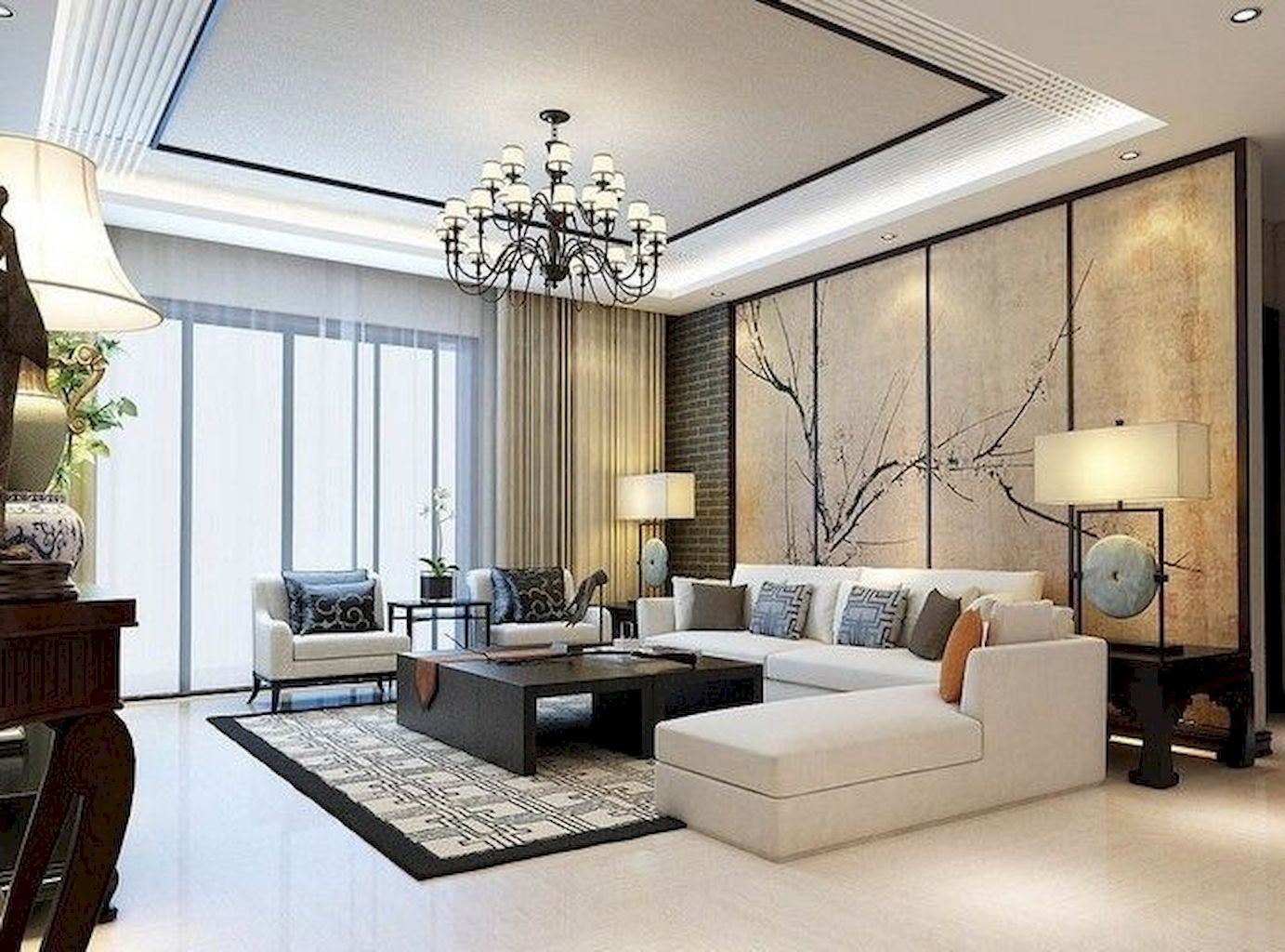 Grateful Stylish Layout Classy Living Room Of The Lounge Room
