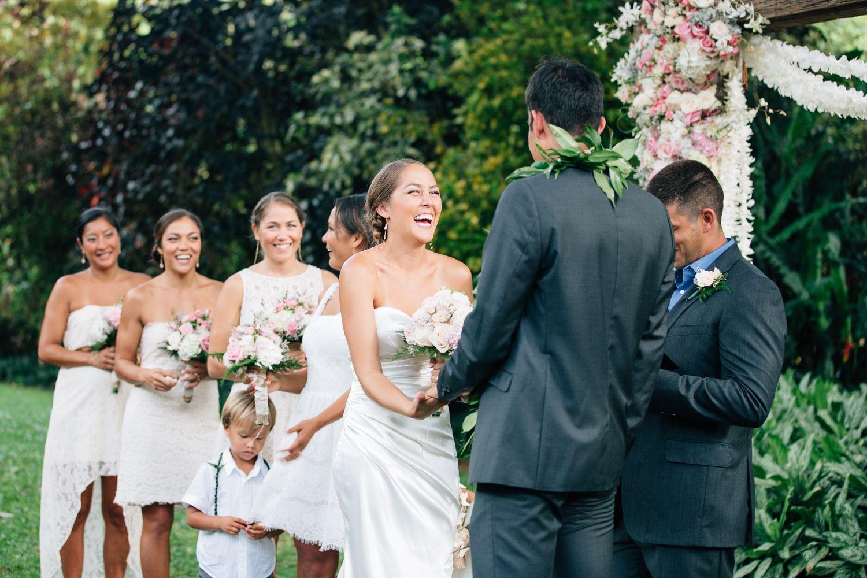 Waimea Valley Oahu North Shore Wedding Hawaii Photography And Videography