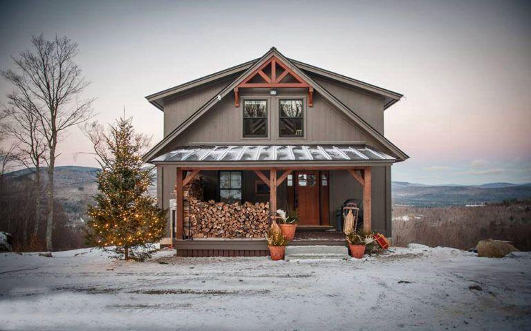 What Drives Cost At Yankee Barn Homes Yankee Barn Homes Small Barn Home Barn House Kits