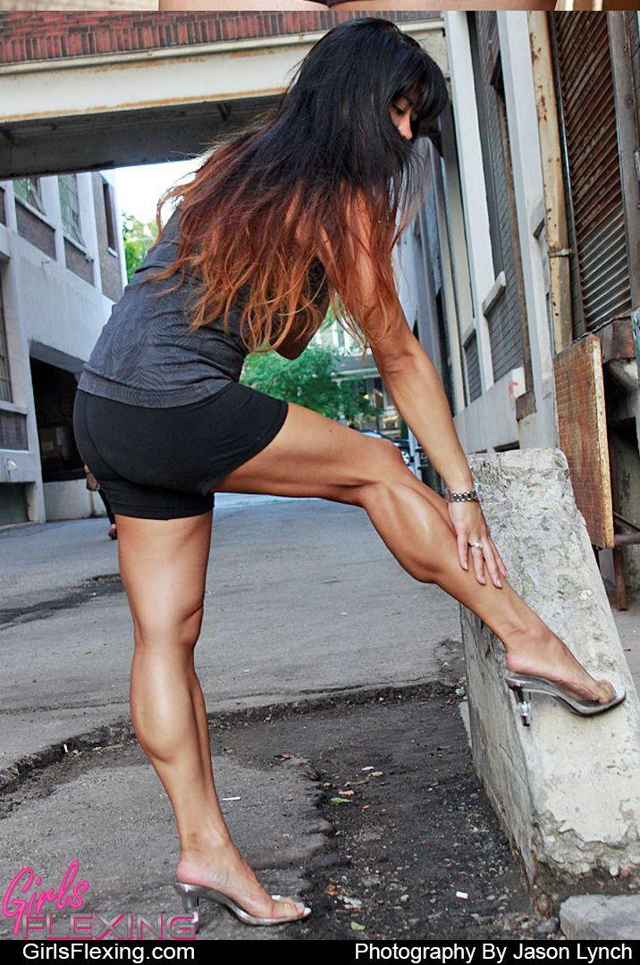 Katie Calves PhotosFemale Muscular Hd CalvesCalf 5RLq3j4A
