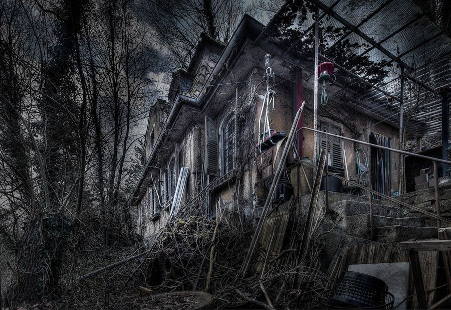 Butler s holiday by gerald huter on 500px abandoned places pinterest photos and holiday - The beauty of an abandoned house the art behind the crisis ...