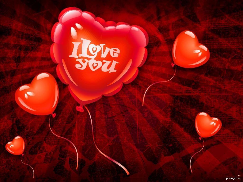 بالونات عيد الحب - صور