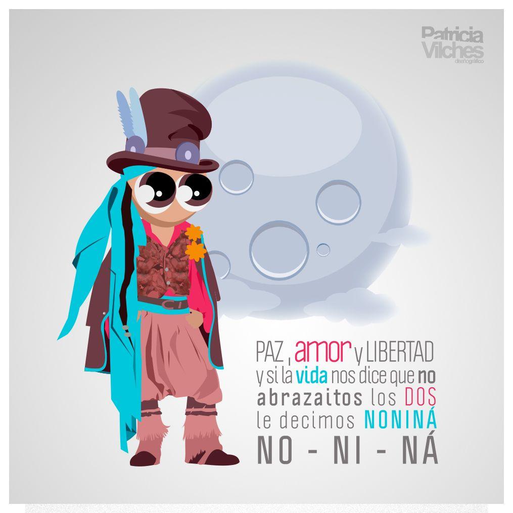 Ilustracion Los Hippytanos