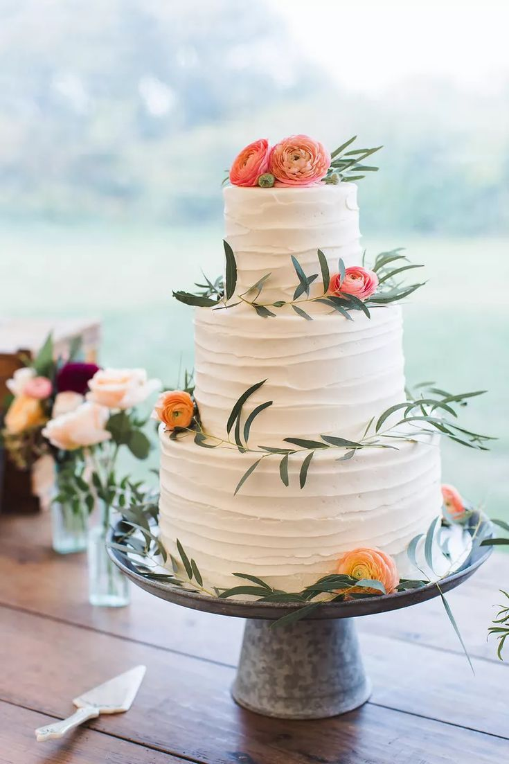 32 Summer Wedding Cakes That We Can't Get Enough Of in ...